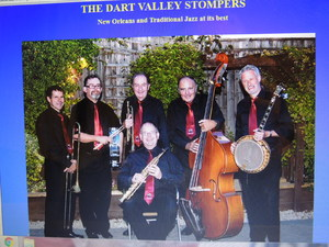 Band photo for The Dart Valley Stompers