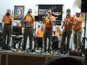 Band photo for Jurbena Jazz Band from Holland